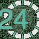 Asistencia 24 horas al día. Diagonal Centro Quirúrgico