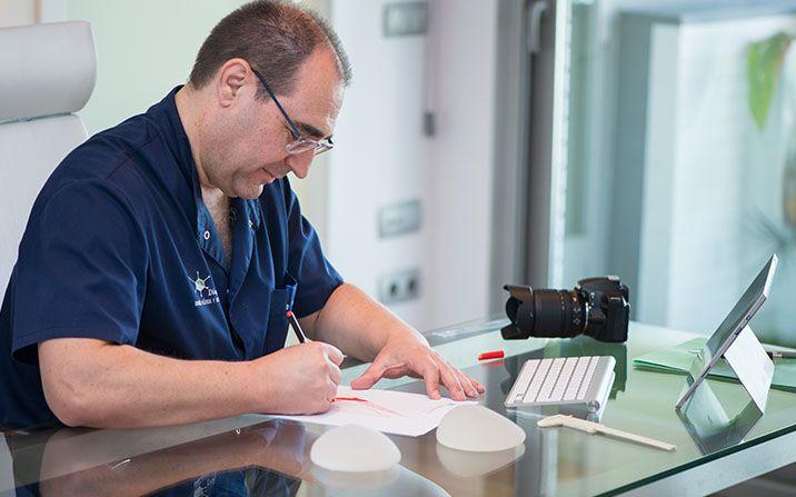 Cirugía Plástica y Estética en Córdoba. Dr. Joan Benítez. Diagonal Centro Quirúrgico