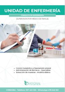 Enfermería Diagonal Centro Quirúrgico Córdoba